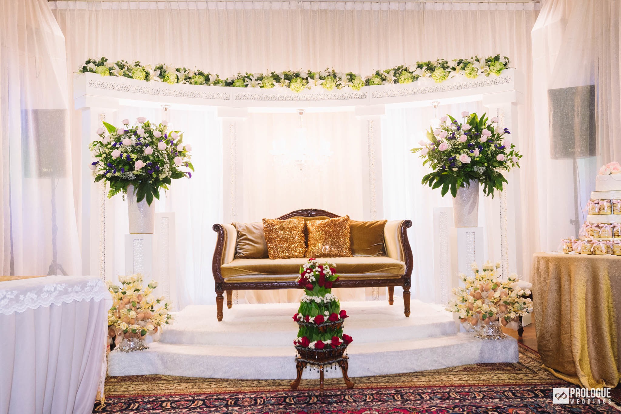 New church wedding decoration package singapore wedding malay wedding decor singapore choice image wedding decoration ideas junglespirit Choice Image