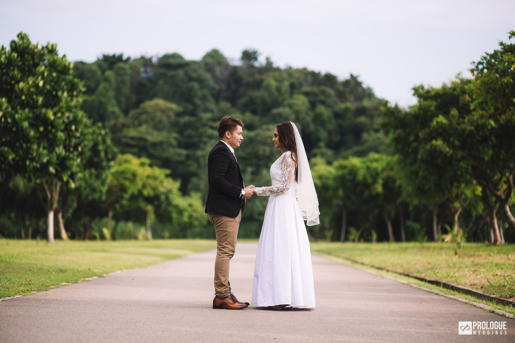 Pre-Wedding: Firdaus & Rafidah